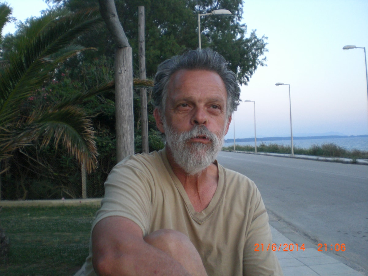 Chris From Kentrikos Tomeas Athinon, Greece