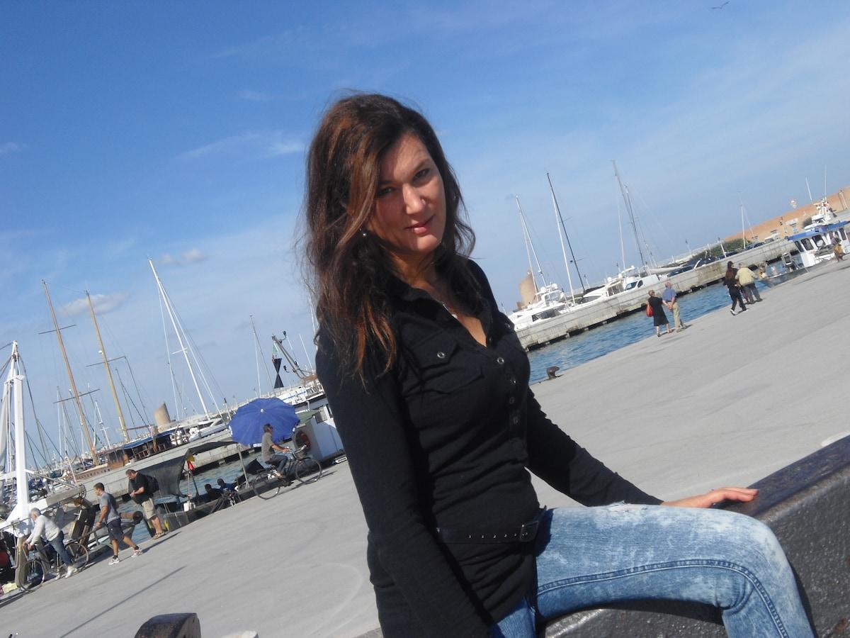 Monica from Santarcangelo di Romagna