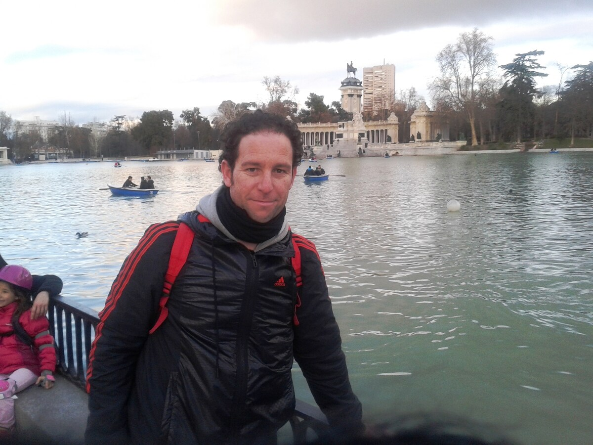 Roberto from Madrid