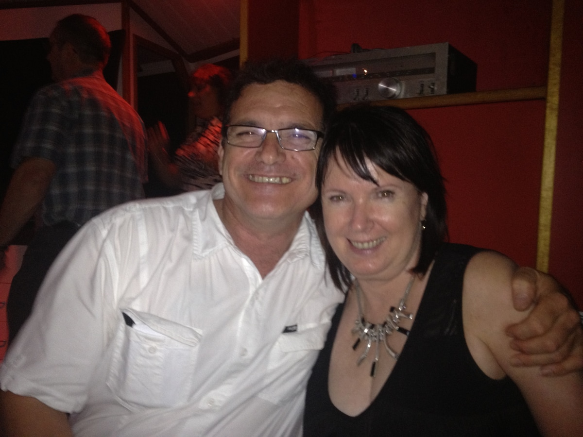 Robert & Evelyn from Tweed Heads
