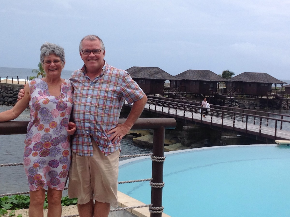 Debra And Geoff from Merewether