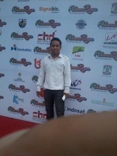 Yudi From Balangan Regency, Indonesia