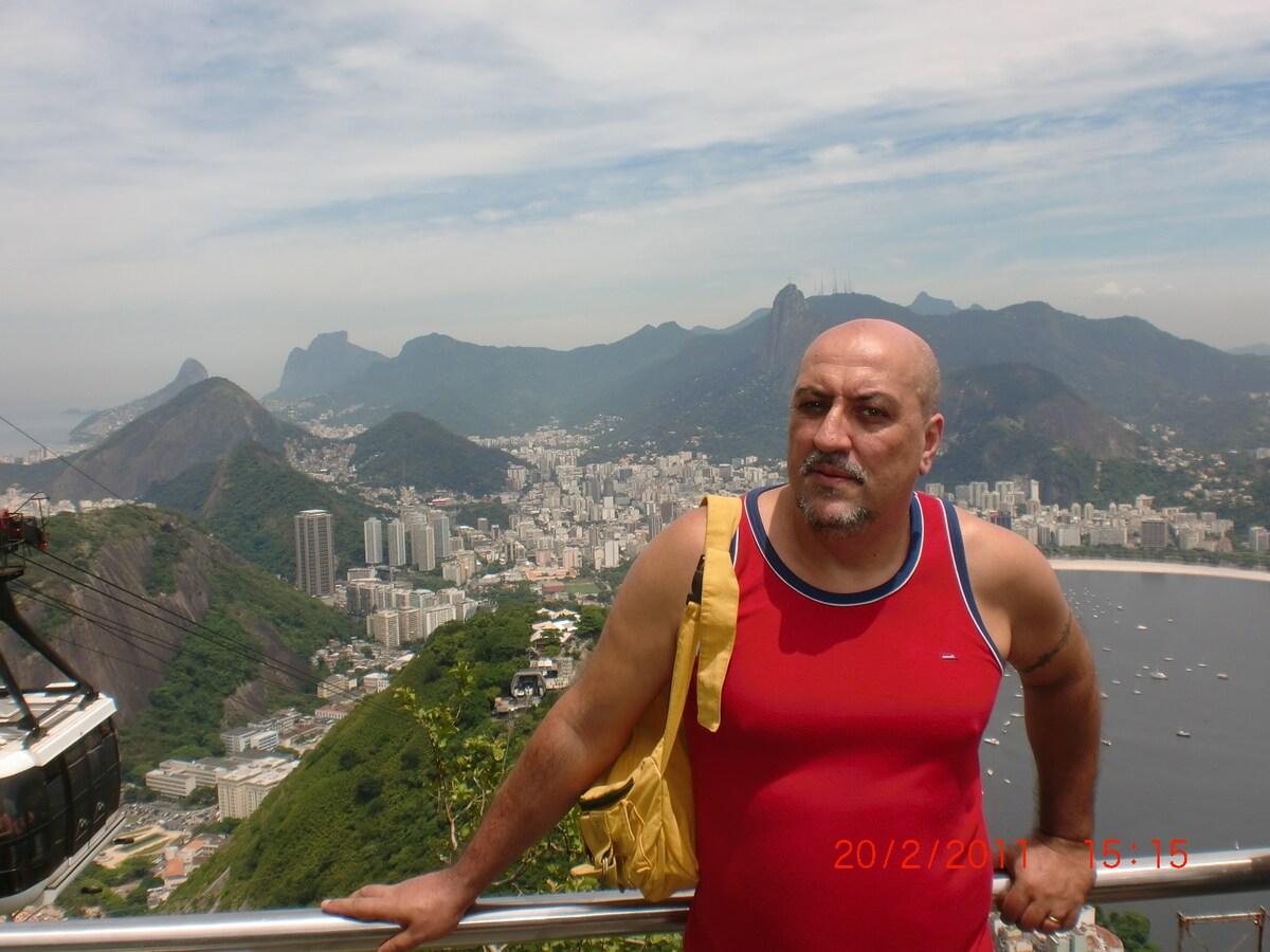 Vitor from Belo Horizonte