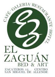 Zaguán from San Miguel de Allende