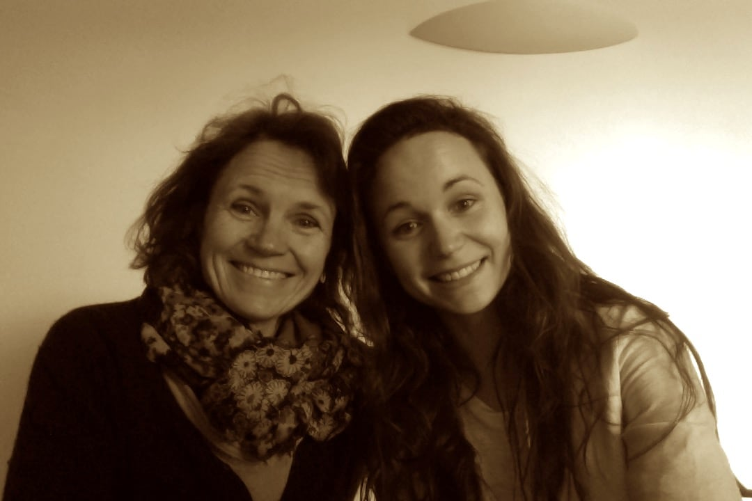 Soline & Odile From France