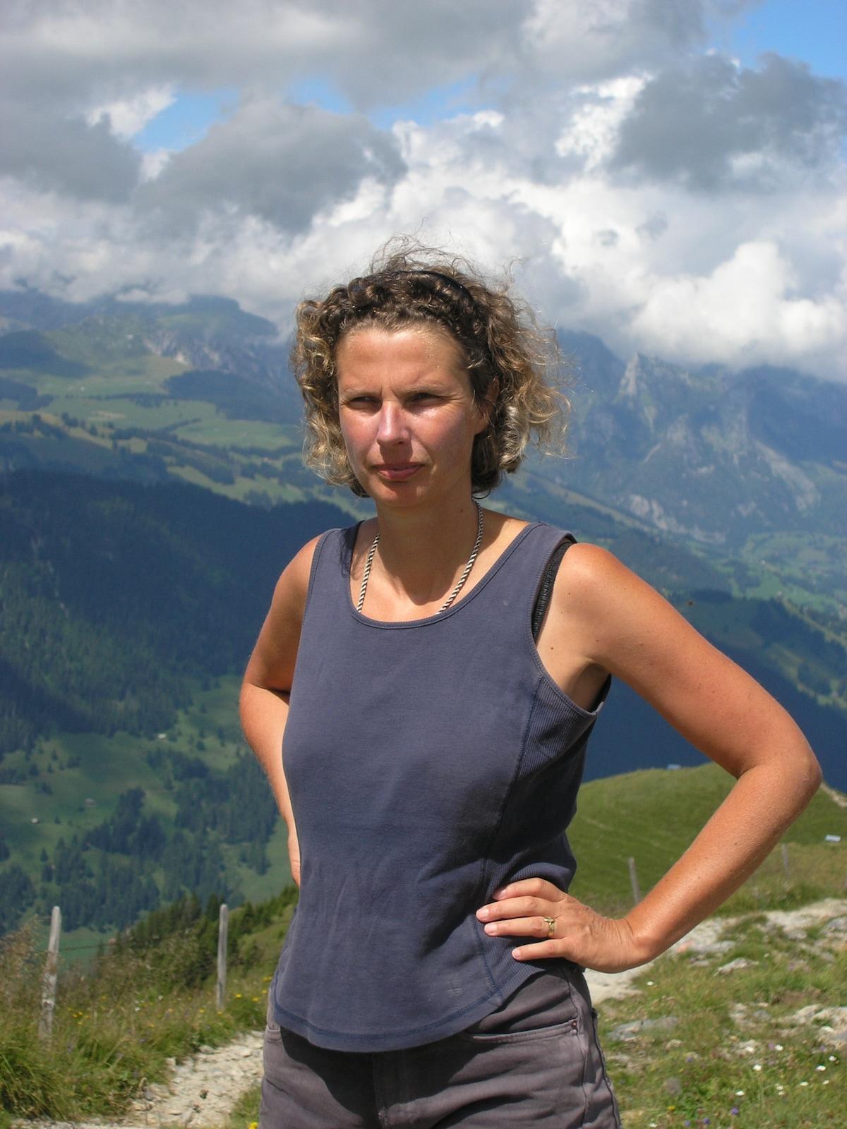 Françoise from Orschwihr