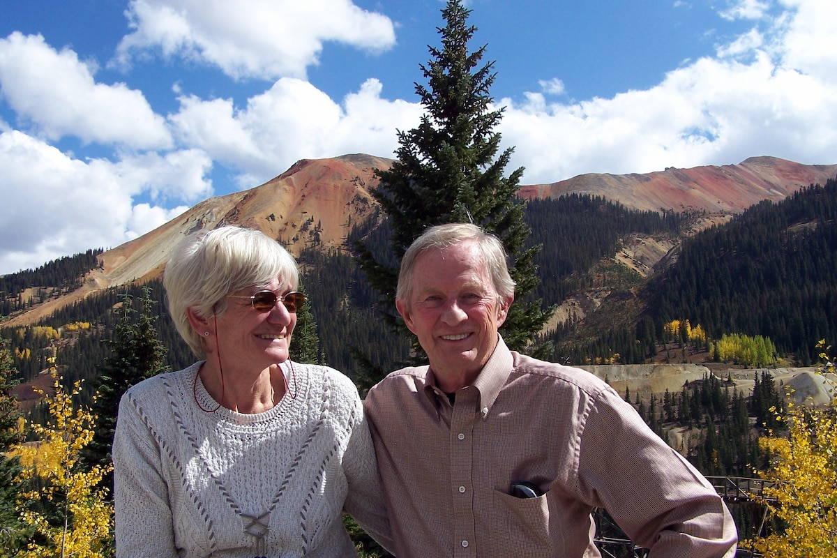 Gudrun  Gale And Pete from Silverthorne