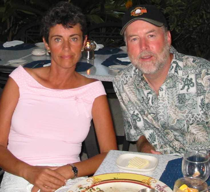 Jim & Becky from Hilo
