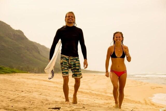 Casey & Shae from Waialua