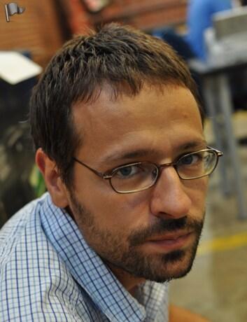 Radu from Chapel Hill