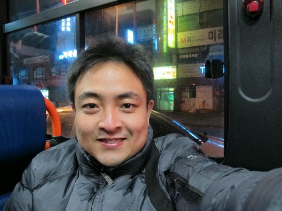 Eric Tan from Kuala Lumpur