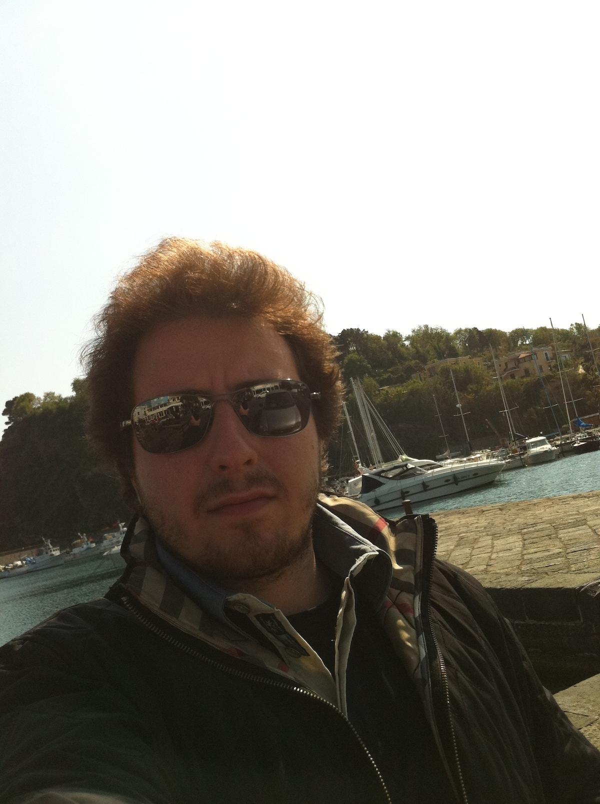 Mario from Rossano