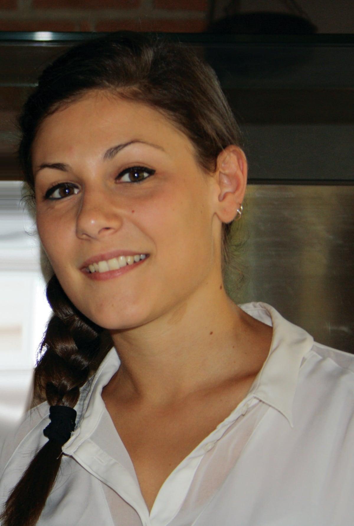 Livia From Orvieto, Italy