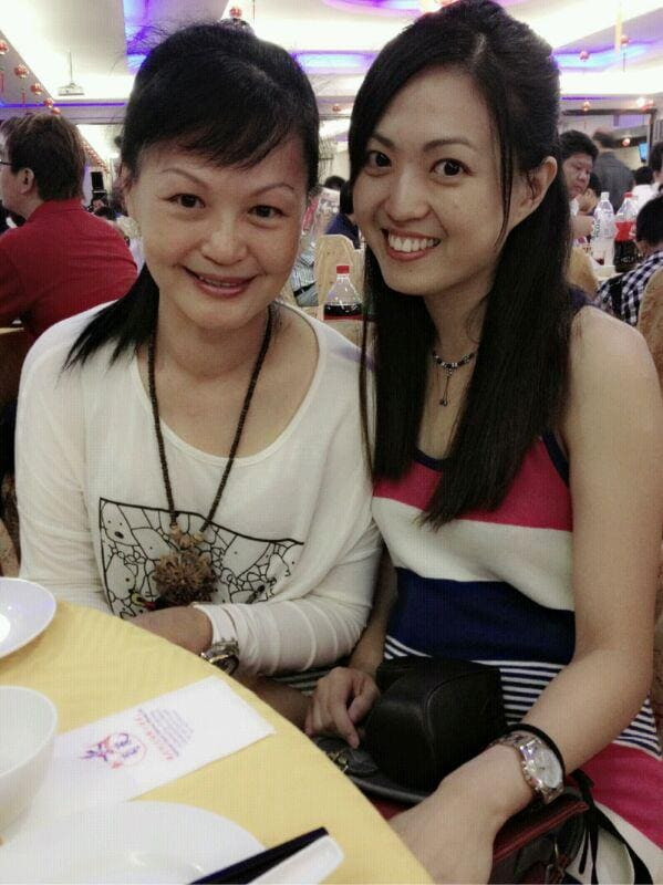 Christine from Petaling Jaya