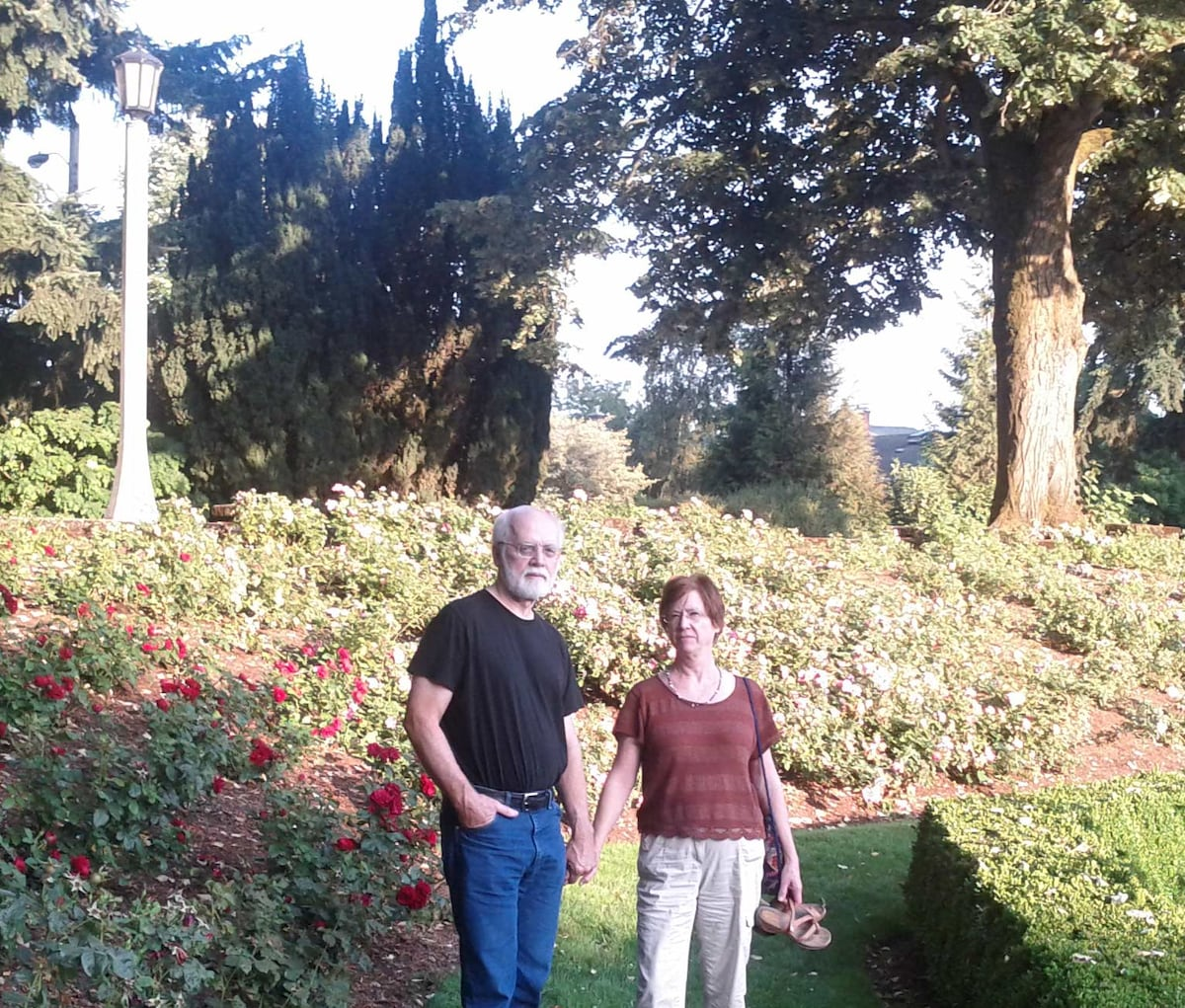 Robert & Nancy