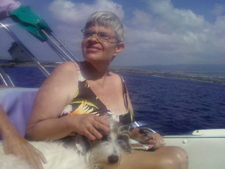 Bridget from Kailua-Kona