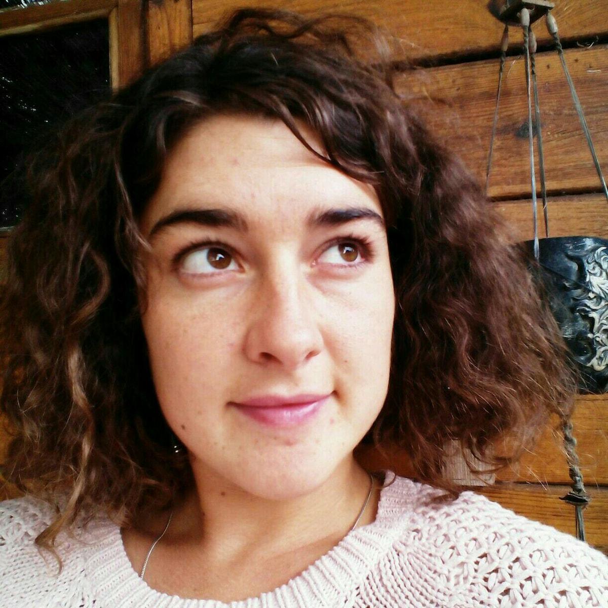 Violeta from Sonseca