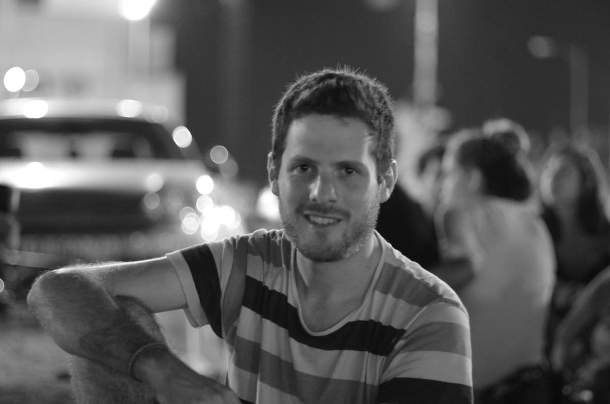 Daniel from Beersheba