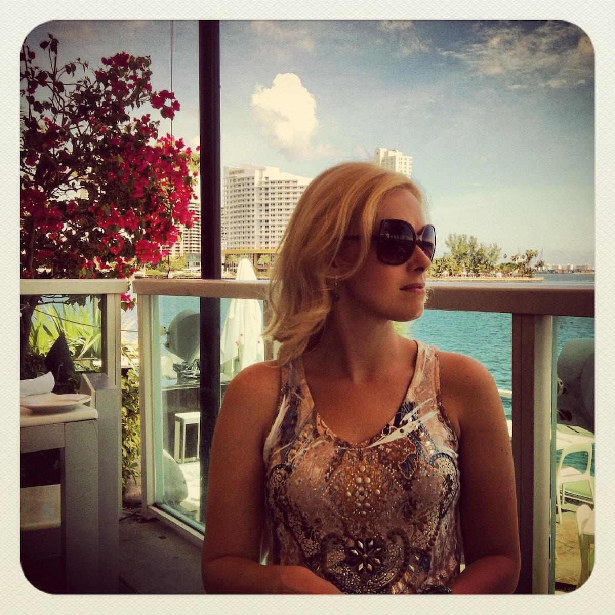 Karina from Miami Beach