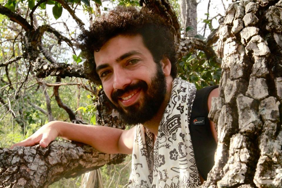 João Augusto From Paraty, Brazil