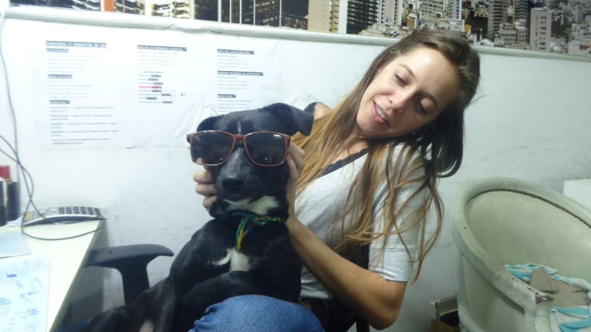 Ingrid from Rio de Janeiro