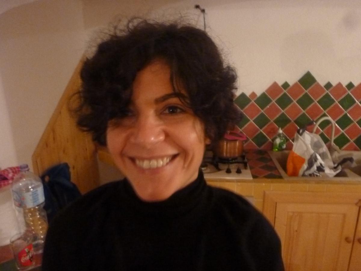 Sara from Arzachena