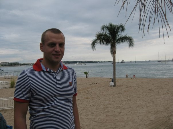 Razvan from Bucharest