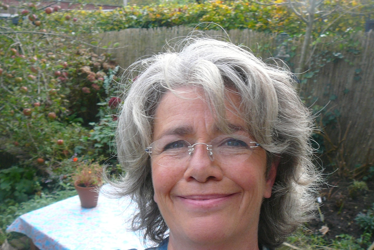 Marie from Breda