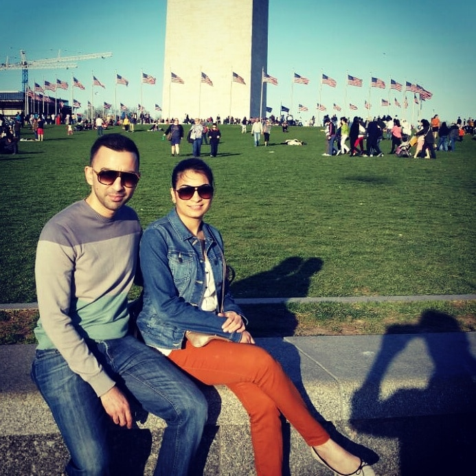 Sadia & Saleem from Washington