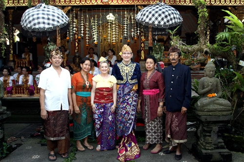Gusde.....Welcome To Your New Balinese Family from Gianyar