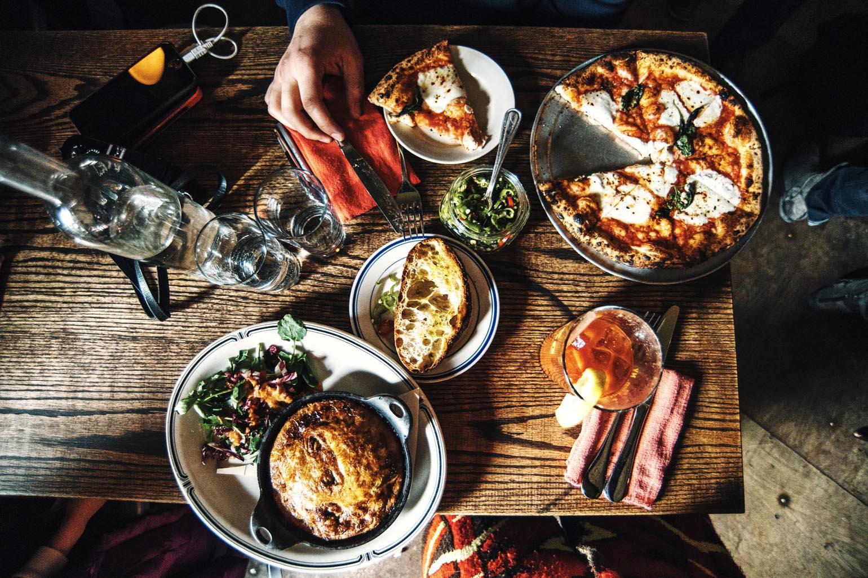 Food scene in new york for Cuisine york
