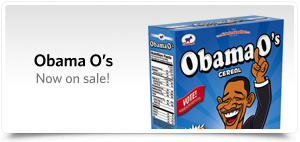 Obama O's: The breakfast of change