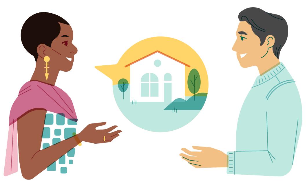 Ansluta med Airbnb Host