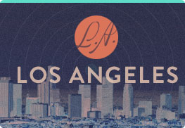 Locations au mois Los Angeles