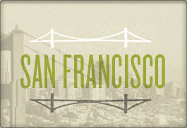 Locations au mois San Francisco
