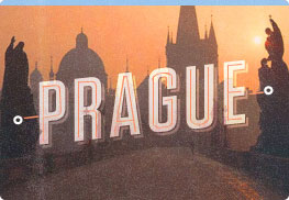 Locations au mois Prague
