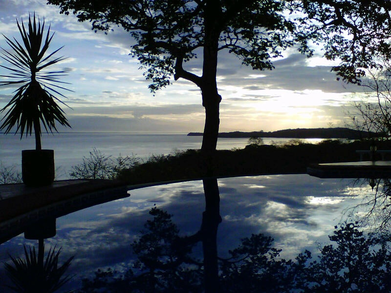 Ocean View Villa in Costa Rica