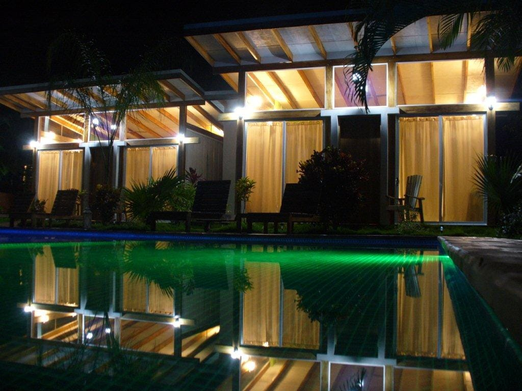 Pool Front Suite at Fuego Lodge, CR