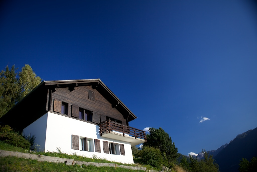 Lovely Chalet With Wonderful Views