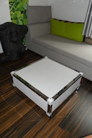 Coffee Table leather