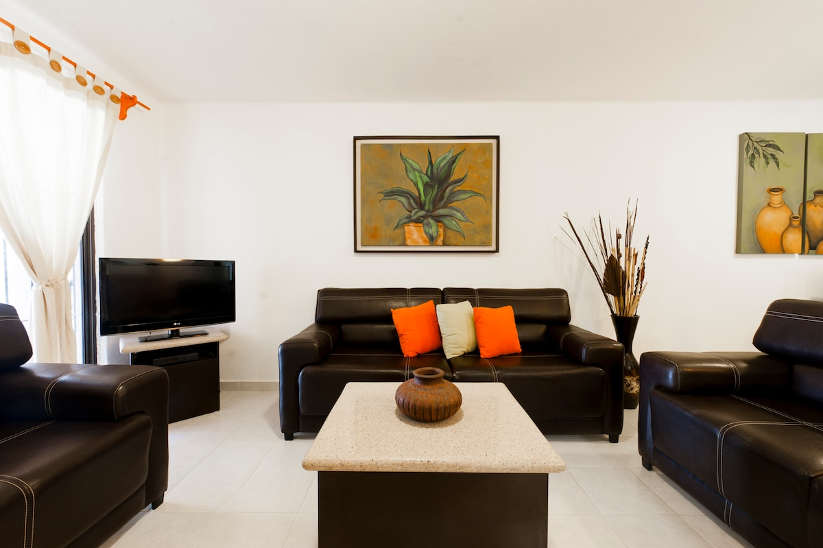 CASA AGAVE-1block/beach,excell/rate