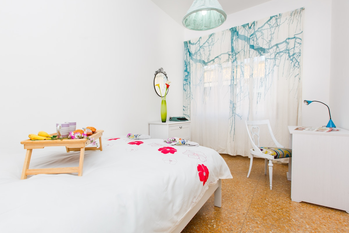 "Sweet Home In Rome ""Mar Ionio Room"""