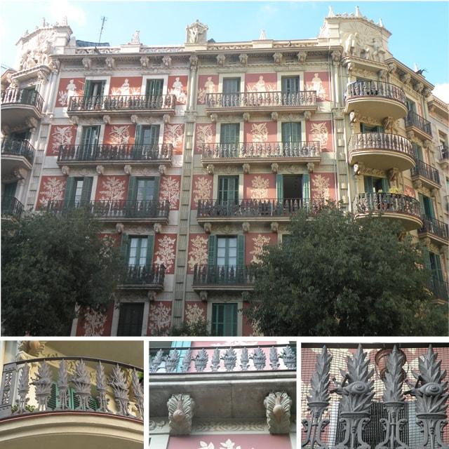 Modernist&Chic Eixample apartment