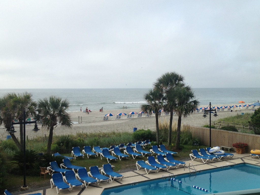 OCEANFRONT*BEACH*LAZY RIVER*POOLS