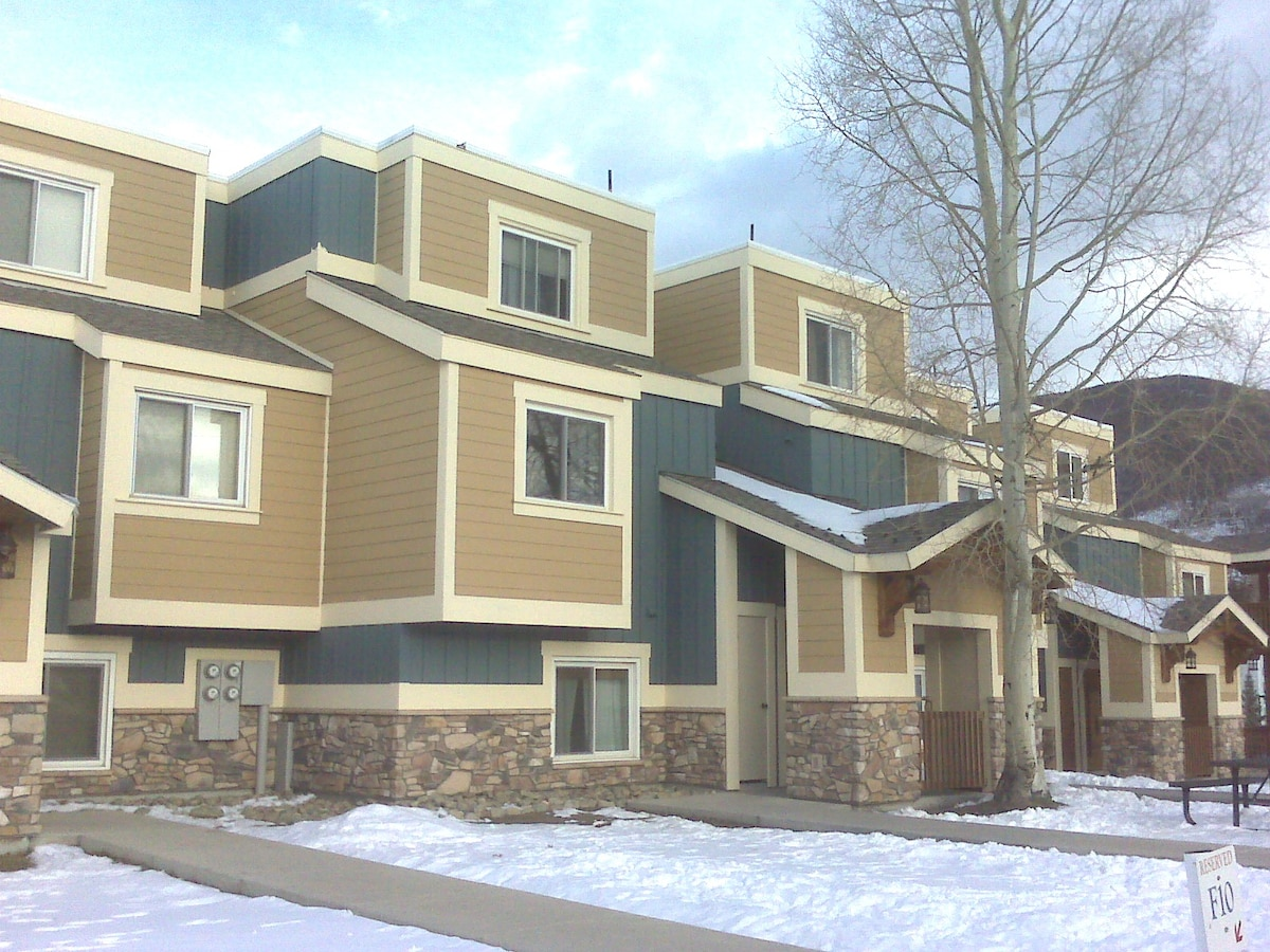 Shwank condo in Summit County, CO