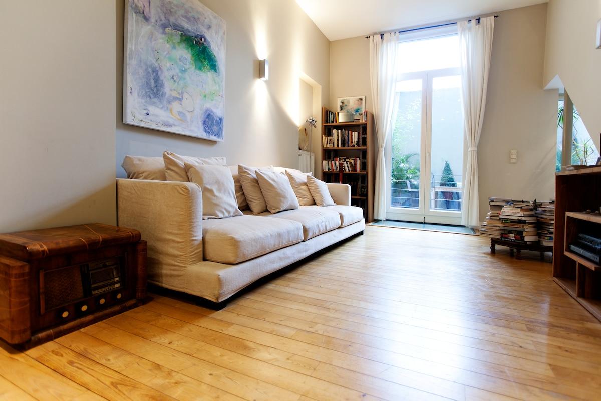 Beautiful contemporary apartment