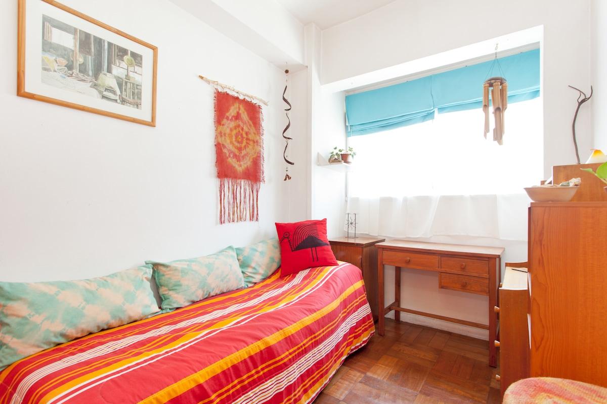 Cozy Downtown - Nazca Bird Room