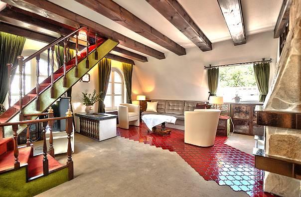 Close to trade fairs:cosy apartment