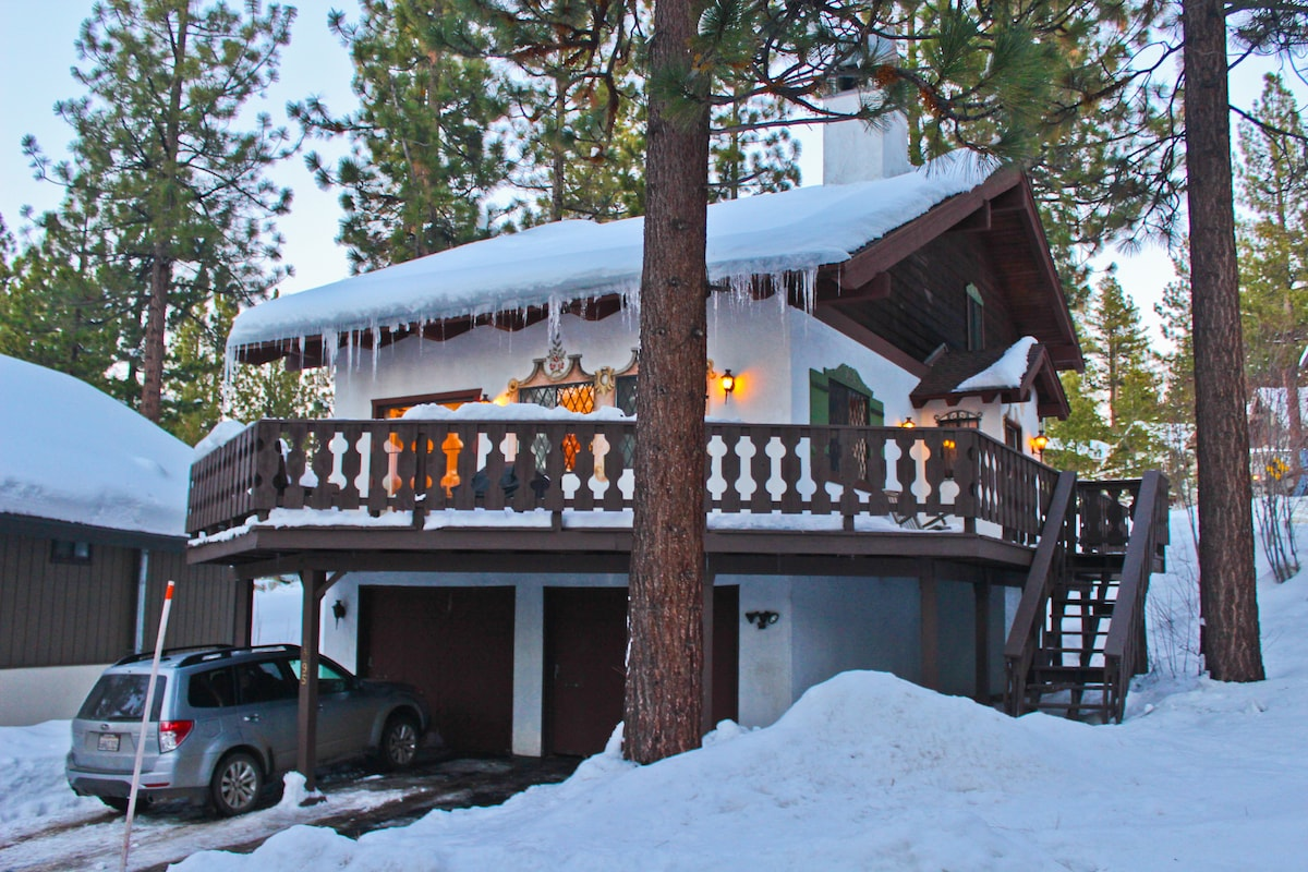 Winter Time :) Car port & garage to protect your vehicles from snow fall