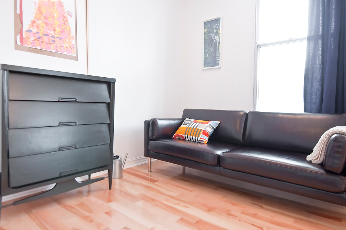 Le salon / Living room
